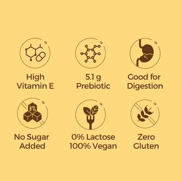 NutriBrownRice® (Original - No Sugar Added with Prebiotic)