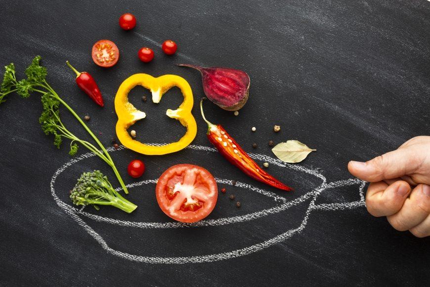 5. Is clean eating raw vegetables good 3