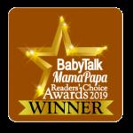 BabyTalk MamaPapa Readers Choice Awards 2019 - Nutri Brown Rice by Abrand Food