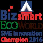 BizSmart Challenge SME Innovation Champion EcoWorld Entrepreneurship Champion - Nutri Brown Rice by Abrand Food