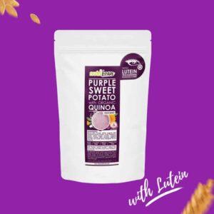 Nutribran PurpleSweetPotato Organic with Lutein good for eyes